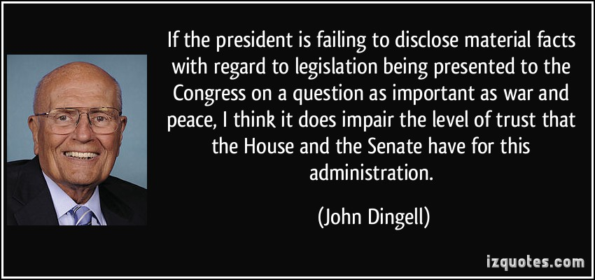 John Dingell's quote #1