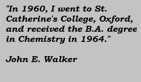 John E. Walker's quote #3