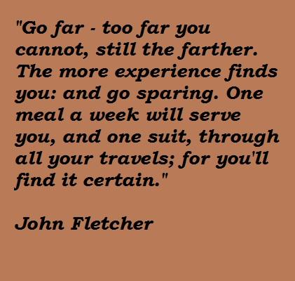 John Fletcher's quote #3