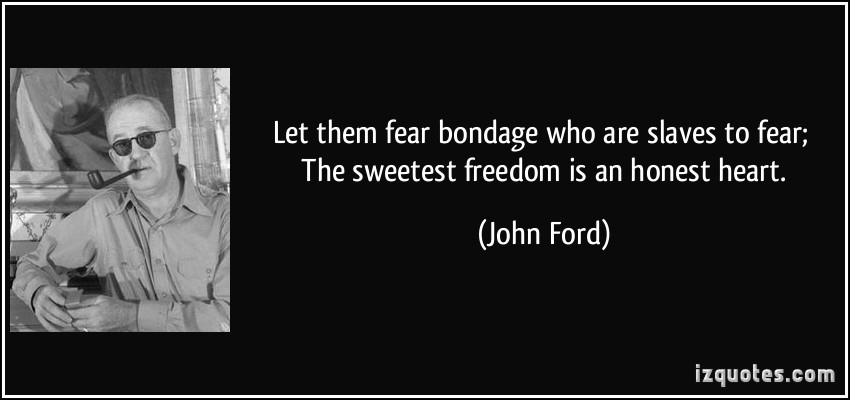 John Ford quote #2