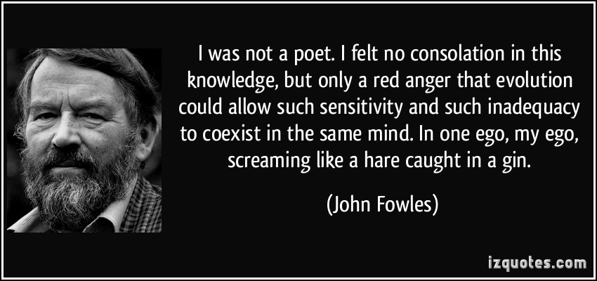 John Fowles's quote #7