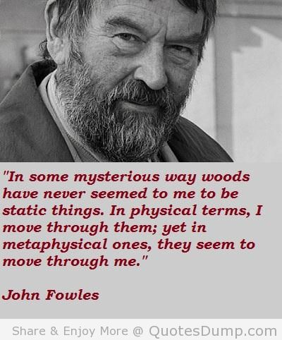 John Fowles's quote #5