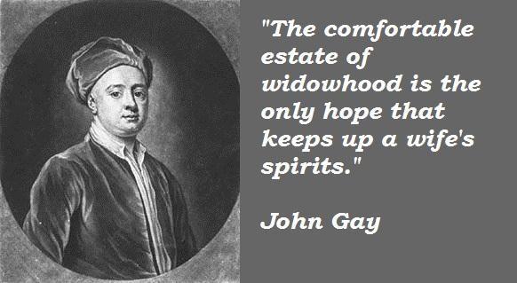 John Gay's quote #8