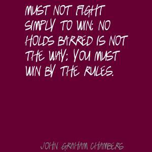 John Graham Chambers's quote #1