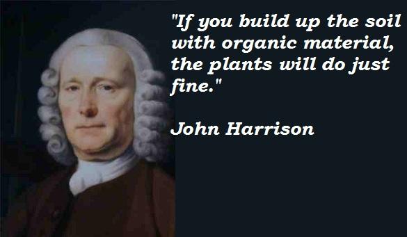 John Harrison's quote #2