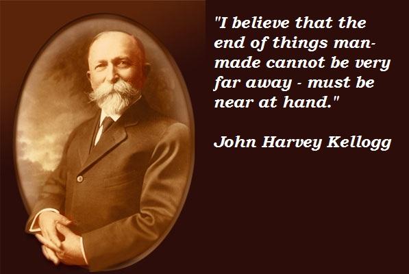 John Harvey Kellogg's quote #4