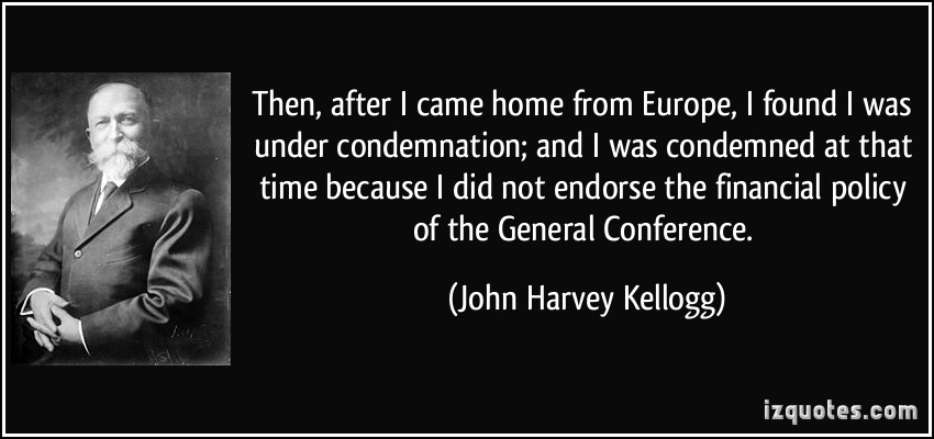 John Harvey Kellogg's quote #6