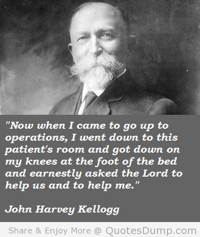 John Harvey Kellogg's quote #5
