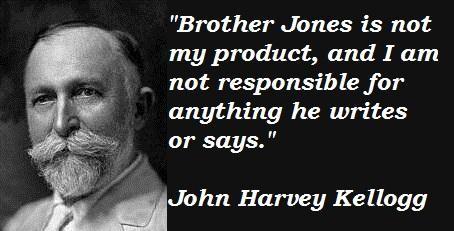 John Harvey Kellogg's quote #7
