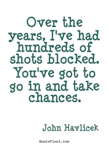 John Havlicek's quote #4