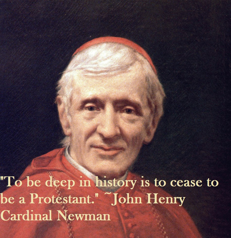 John Henry Newman's quote #5