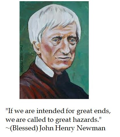 John Henry Newman's quote #2