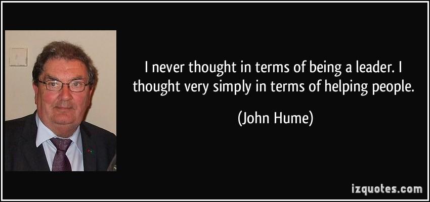 John Hume's quote #4
