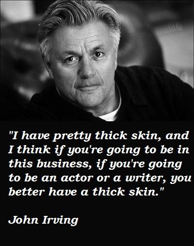 John Irving's quote #7