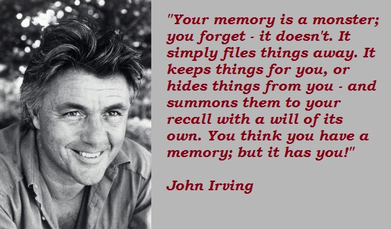 John Irving's quote #6