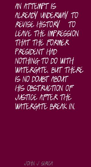 John J. Sirica's quote #1
