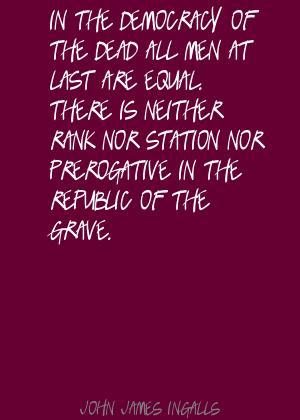 John James Ingalls's quote #1