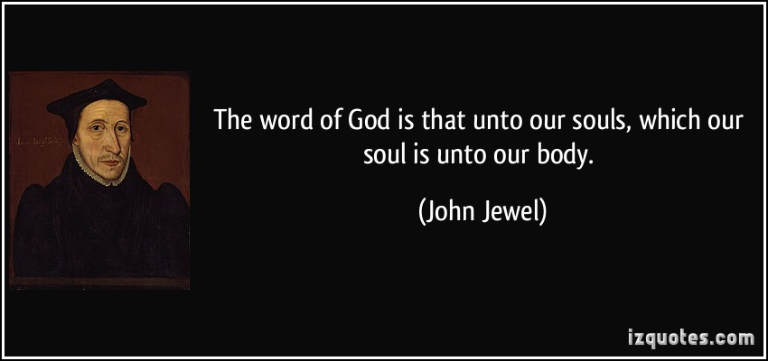 John Jewel's quote #5