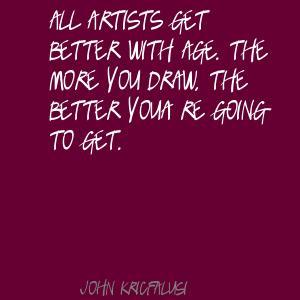 John Kricfalusi's quote #7