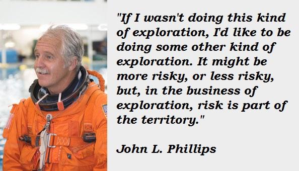 John L. Phillips's quote #2