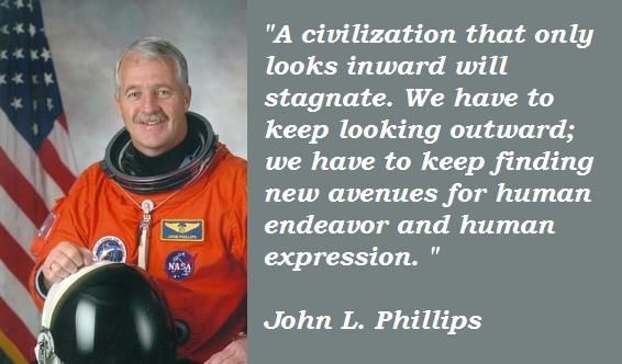 John L. Phillips's quote #3