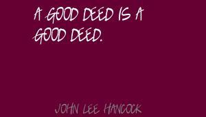 John Lee Hancock's quote #2