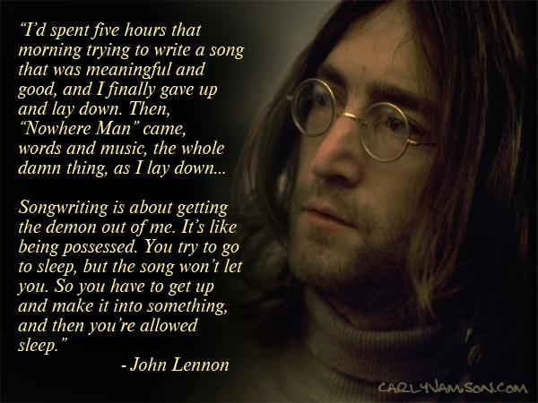 John Lennon quote #2