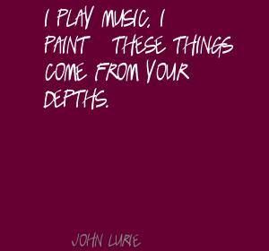 John Lurie's quote #7