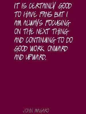 John Magaro's quote