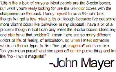 John Mayer's quote #2