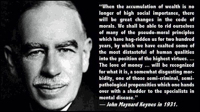 John Maynard Keynes's quote #1