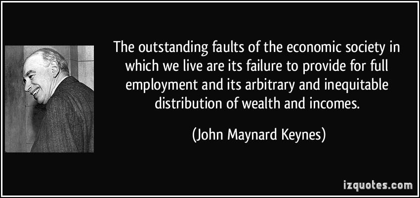 John Maynard Keynes's quote #2