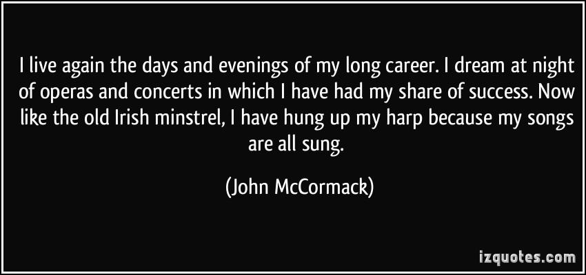 John McCormack's quote #1