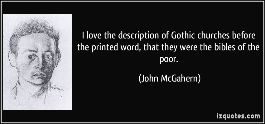 John McGahern's quote #1