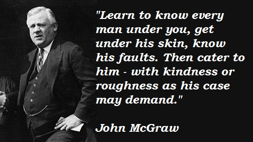 John McGraw's quote #3