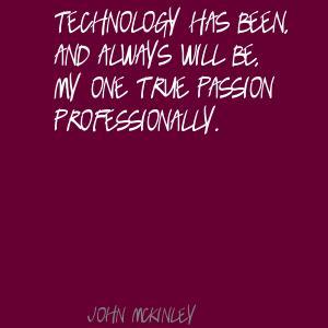 John McKinley's quote #1