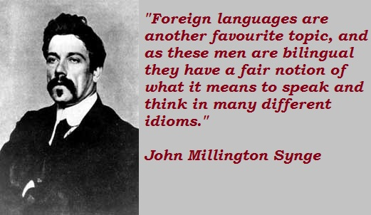 John Millington Synge's quote #5