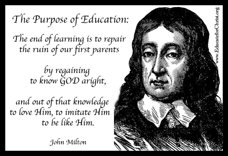 John Milton's quote #4