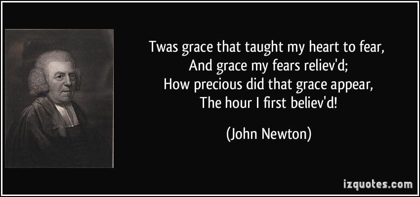John Newton's quote #1
