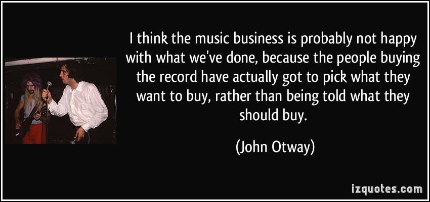 John Otway's quote #3