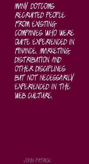 John Patrick's quote #1