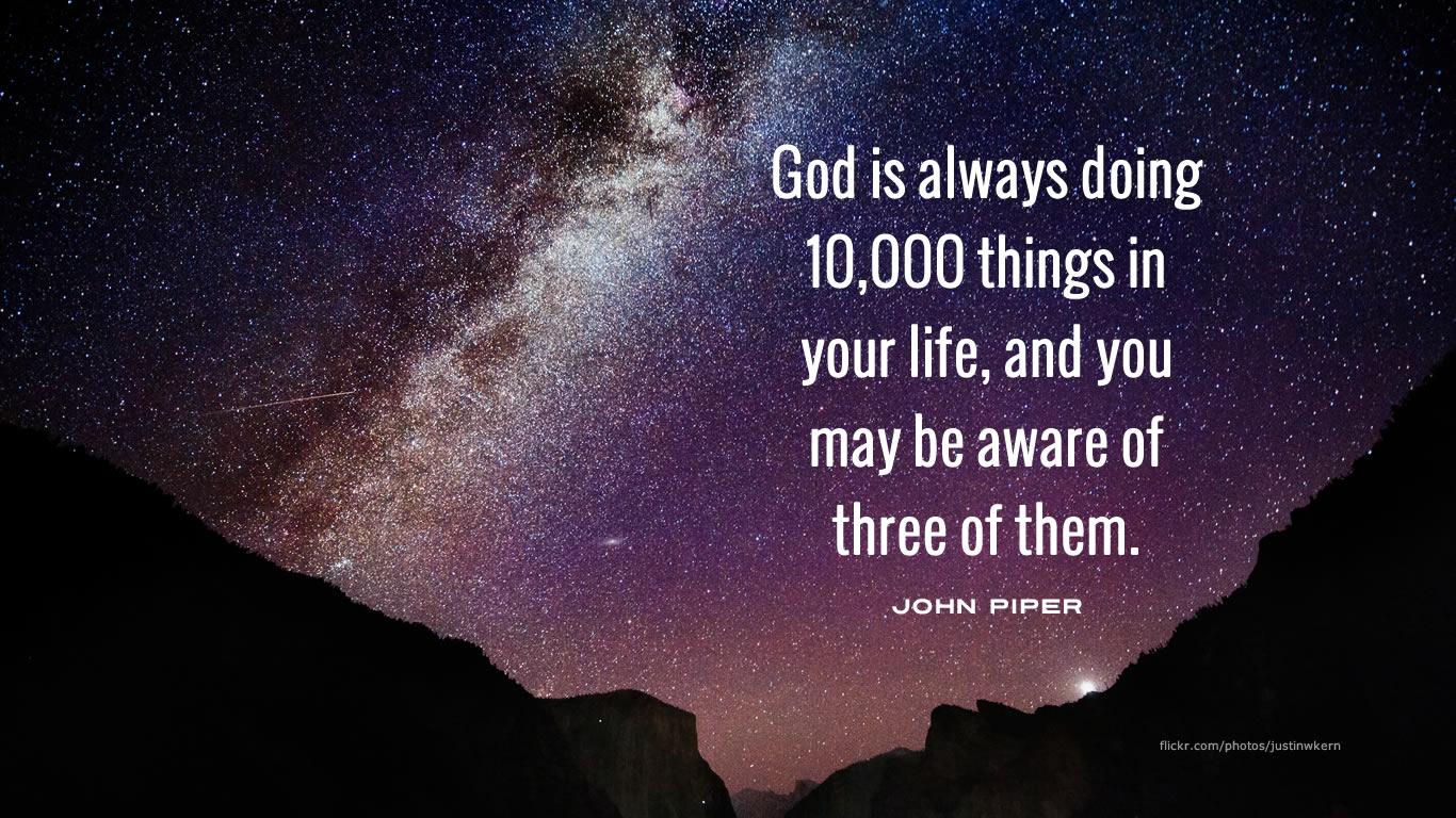 John Piper's quote #1