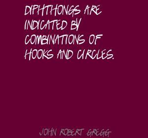 John Robert Gregg's quote #1