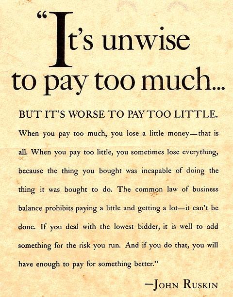John Ruskin's quote #5