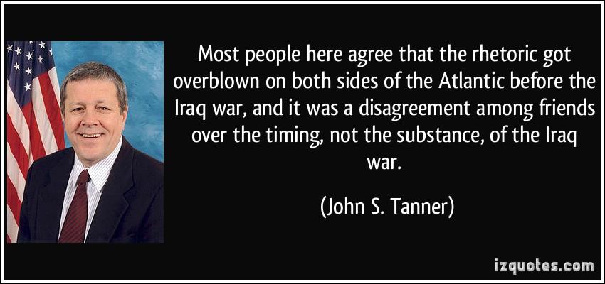 John S. Tanner's quote #2