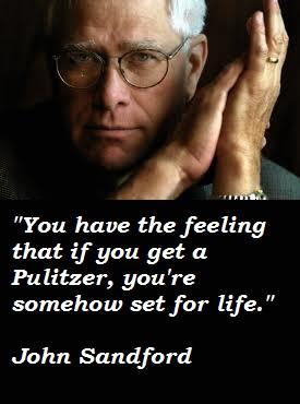 John Sandford's quote #5