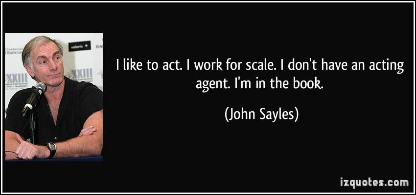 John Sayles's quote #1