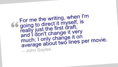 John Sayles's quote #6