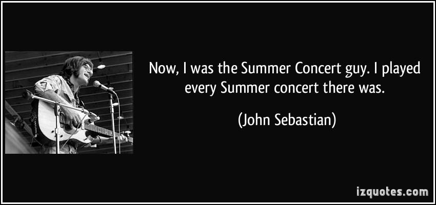 John Sebastian's quote #1