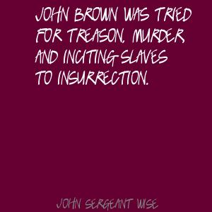 John Sergeant Wise's quote #5